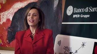 Presentazione della carta prepagata del Banco di Sardegna per promuovere la Sartiglia