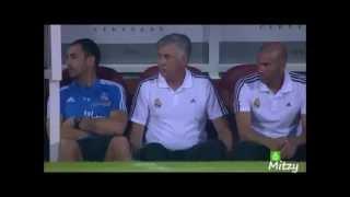 Decalaraciones Arbeloa, Mesut Özil sale enfadado del partido, Ángel Di Maria buen partido