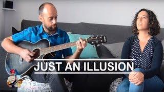 Just an illusion (BZN - Julia Zahra cover) - Cover