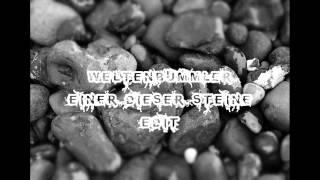 sido ft. mark forster - einer dieser steine (weltenbummler edit of Joel Brandenstein cover)