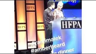 Rami Malek In the