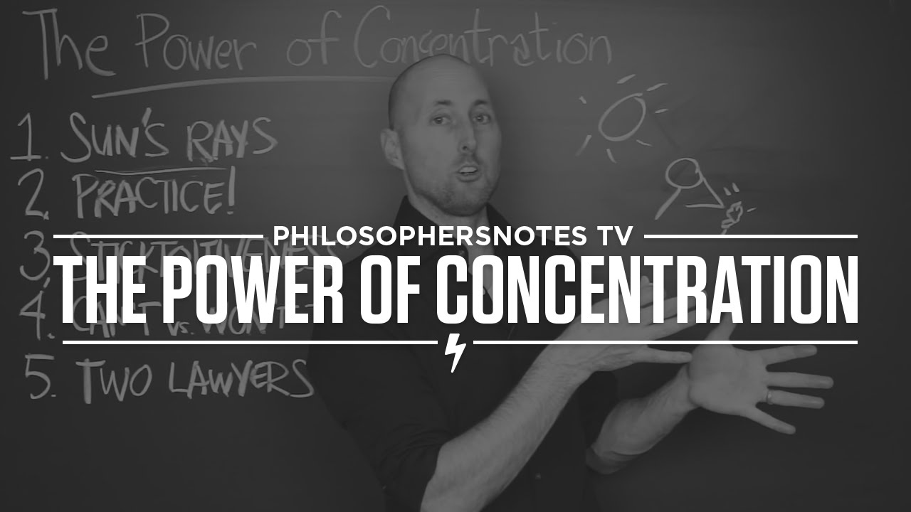 the power of concentration The power of concentration by theron q dumont (1918) if you will just practice a few concentration exercises each day as outlined in this book, you will find you will soon develop this wonderful power.