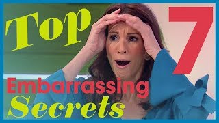 Top 7 Loose Women Embarrassing Secrets | Loose Women