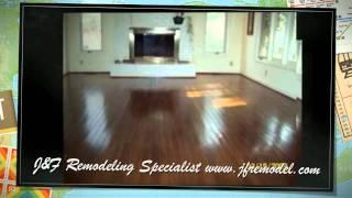 J&f Remodeling Specialist-wood Floor Restoration