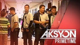 Opisyal na tumanggap ng amnesty records ni Trillanes, humarap sa Makati RTC