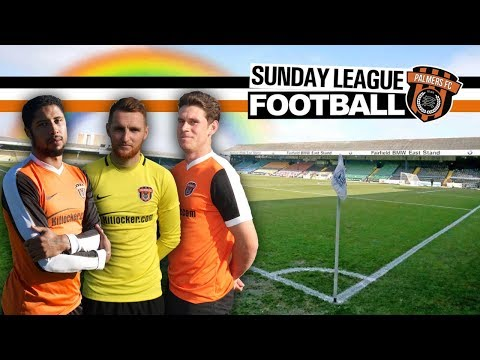 Sunday League Football - RAINBOW FLICKS AT ROOTS HALL