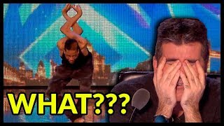 Top 10 Men's 'UNEXPECTED & SHOCKING' Moments EVER That Will BLOW YOUR MIND - Got Talent World!