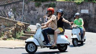 Rome Vespa Tour: City Highlights