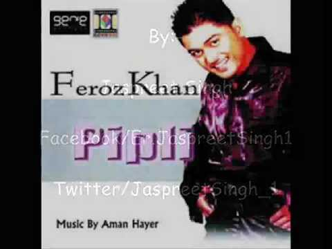 Gabru Gulaab Warga - Feroz Khan - Aman Hayer - Pipli