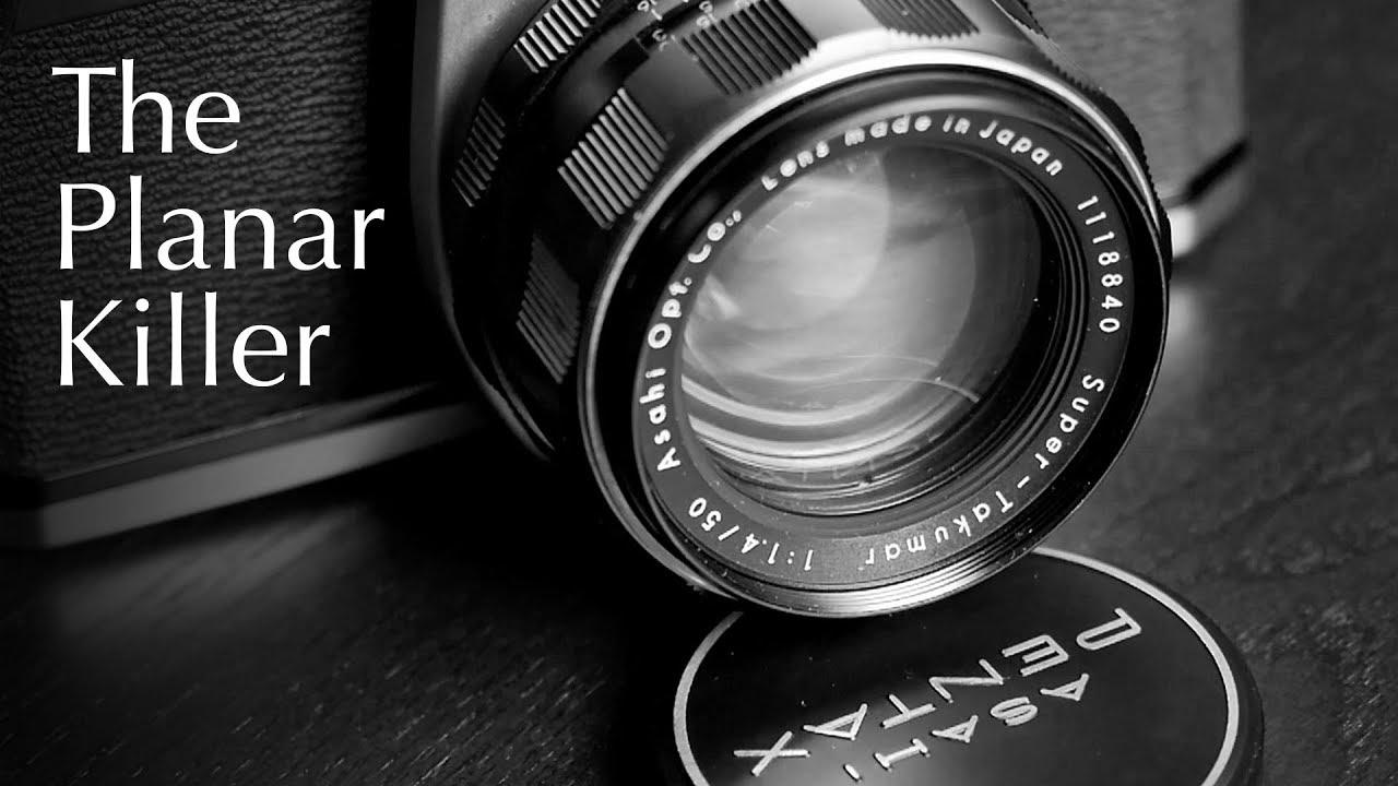 Pentax Super-Takumar 50mm f/1 4 (8-element version) Lens Review