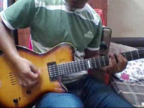 Floor 88 zalikha lirik video guitar tutorial youtube for Floor 88 zalikha lirik
