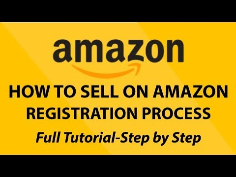 How to Register on Amazon as a Seller in Hindi