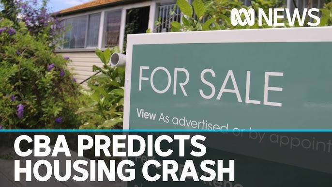Commonwealth Bank predicts house prices could drop by as much as 32% | ABC  News - YouTube
