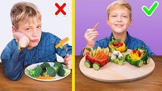 12 простых рецептов вкусняшек для детей 12 лайфхакерских блюд для школьников