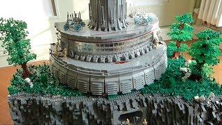 LEGO Star Wars The Clone Wars DEUTSCH Seperatist Base auf Cardia 2.0 (MOC)