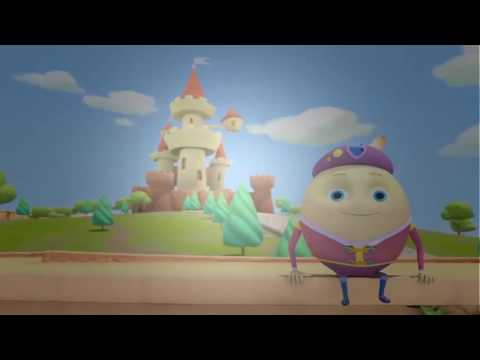 Humpty Dumpty   BEST version Full HD   Nursery Rhymes   LooLoo Kids