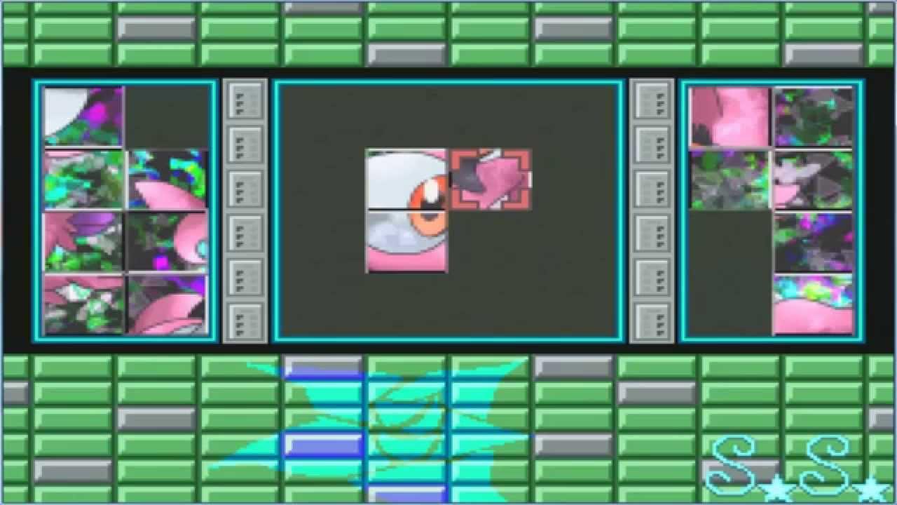 Pokemon reborn promotion puzzle