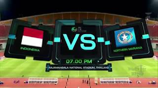 Video ALL GOAL INDONESIA U16 vs Kep MARIANA U16 18 0   Highlights & Goals download MP3, 3GP, MP4, WEBM, AVI, FLV Juli 2018
