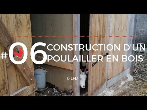 Fabrication poulailler doovi - Construction d un poulailler ...