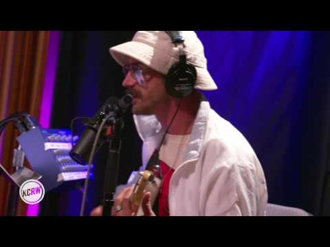 "Portugal The Man performing ""Noise Pollution""  on KCRW"