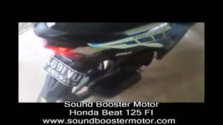 Sound Booster Motor Honda Beat 125 FI (SBM.V1)