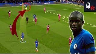 N'golo Kante Player Analysis / What makes him so good?