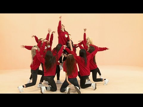 """LOONA DANCE COVER SEVENTEEN """"Thanks"""""""