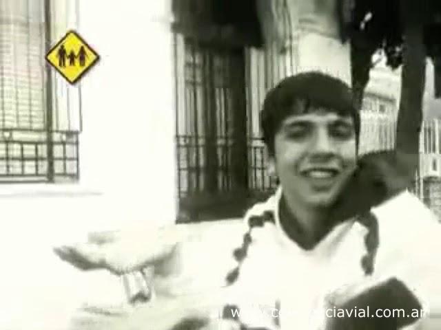2008 - Argentina - Luchemos por la Vida - Uso del casco