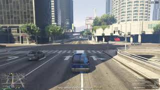 Grand Theft Auto V Funny Opressor overtake fail lol