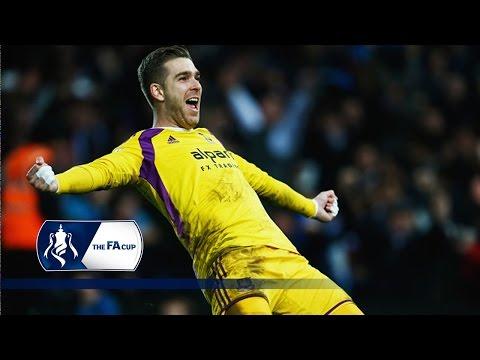 West Ham 2-2 Everton - (2014/15 FA Cup R3) | Goals & Highlights