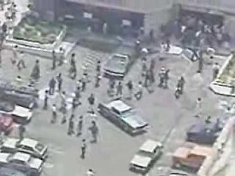 Los Angeles Riots air3 1992