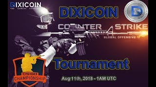 CS:GO - Death Match Tournament - Win Steam games and Crypto!