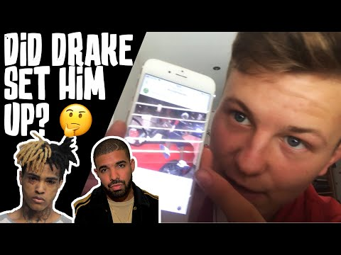 DID DRAKE HAVE XXXTENTACION KILLED ? RIP X