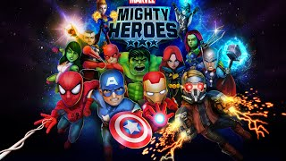 [HD] Marvel Mighty Heroes Gameplay IOS / Android | PROAPK