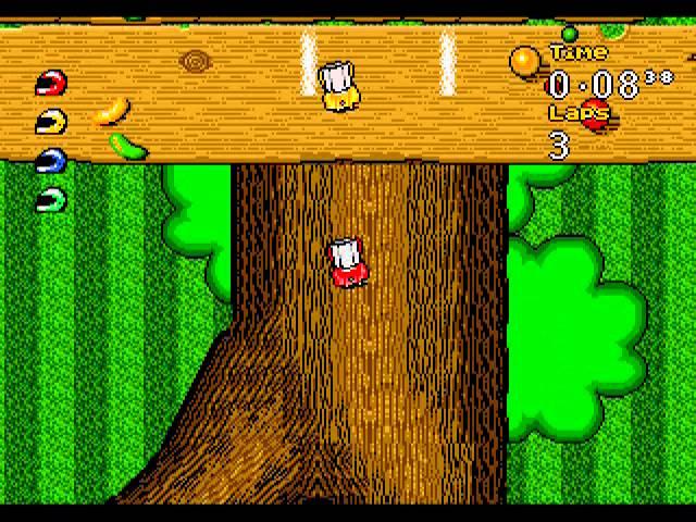 [Full GamePlay] Micro Machines 2 - Turbo Tournament (Challenge Mode) [Sega Megadrive/Genesis]