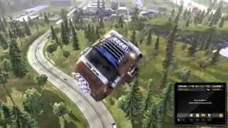 Ets 2 Autobots Flight At 869kmh