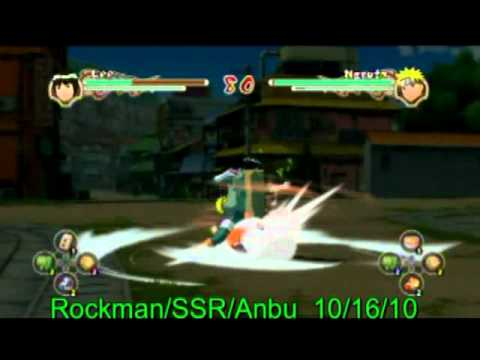 Naruto Ultimate Ninja Storm 2: KNJ Cancelling - YouTube