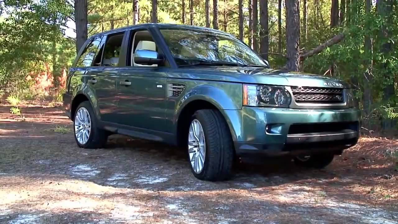 2011 range rover sport hse detailed walkaround youtube. Black Bedroom Furniture Sets. Home Design Ideas