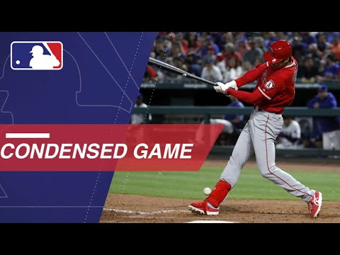Condensed Game: LAA@TEX - 4/11/18
