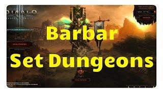 Diablo 3 - Barbar: Alle Setportale durchgespielt (Set Dungeons, Patch 2.4)