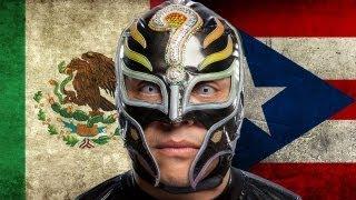 WWE Mashup: Rey Mysterio, Eddie Guerrero, Alberto Del Rio, Primo & Epico (DALYXMAN)