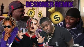 """Zaytoven Feat. Lil Pump, Rich The Kid & Blac Youngsta """"Designer Remix""""(Reaction)"""