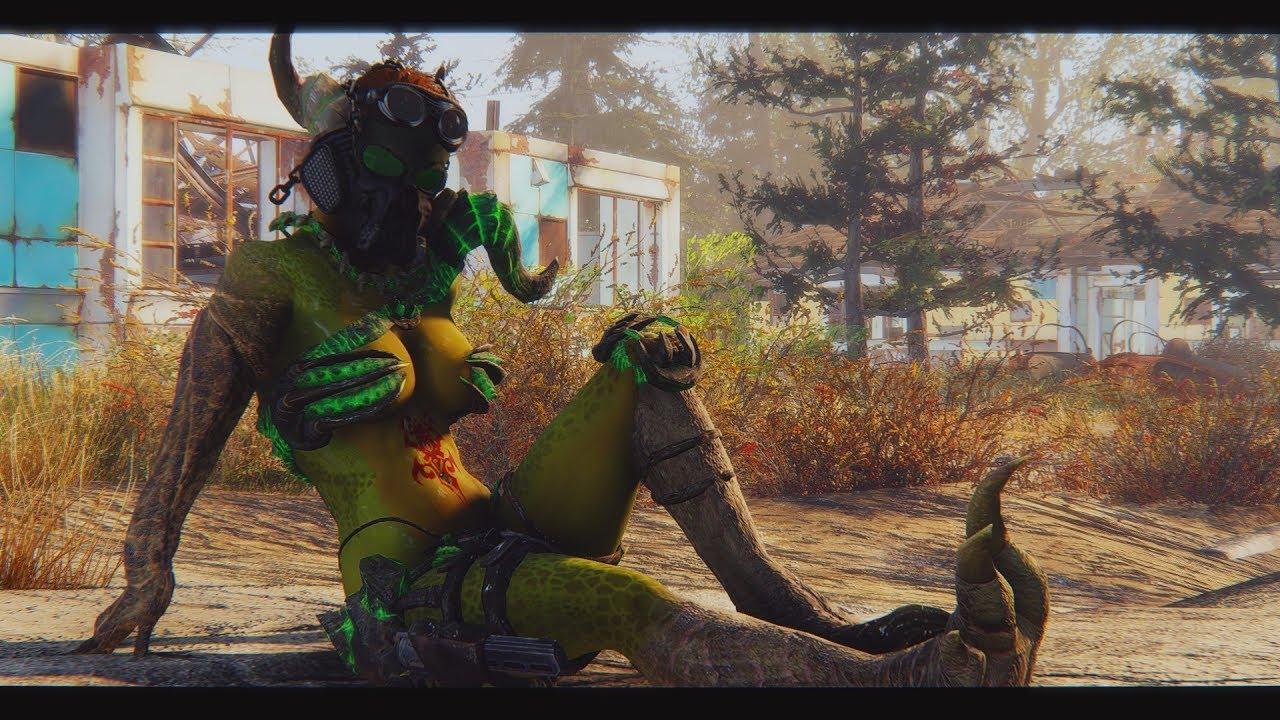 Fallout 4 Todeskrallen