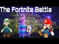 SMA 4 The Fortnite Battle PT1
