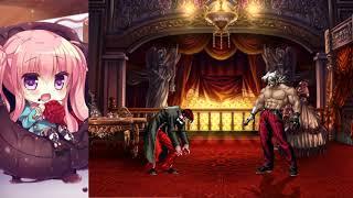 [KOF Mugen] Another Orochi Iori VS Omega Rugal 95-98