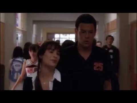 Glee   Rachel's 'new Look' 2x02