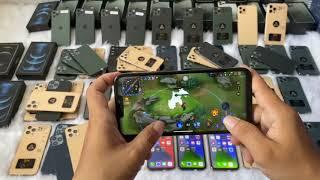Trải nghiệm chơi game liên quân trên iphone 12 pro max fake loại 1