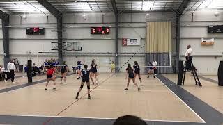 Abby Ryan Volleyball