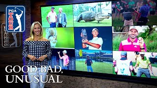Good, Bad & Unusual: Kisner in the clutch, Gators in NOLA & a double eagle at Sawgrass