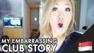 My Embarrassing Story at the Club! | #vlogsgiving
